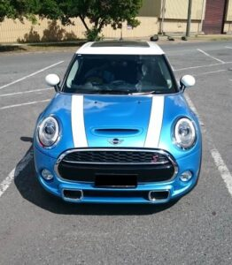 image 2015 BMW MINI CooperS front